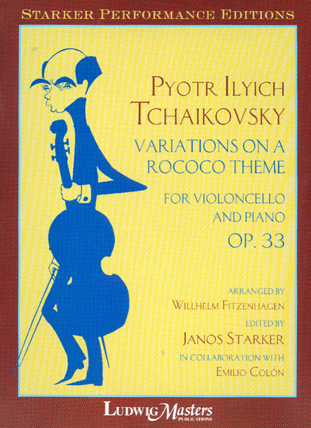 Variations on a Rococco Theme, Op. 33