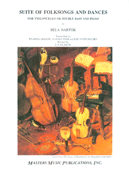 Suite of Folksongs and Dances