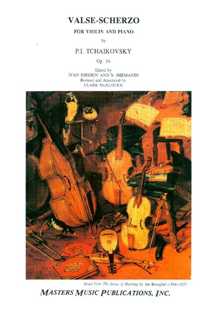 Valse-Scherzo, Op. 34