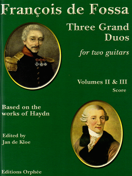 Three Grand Duos Volumes II & III