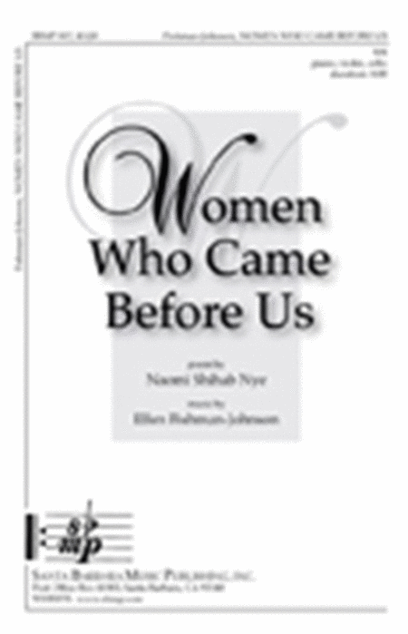 Women Who Came Before Us
