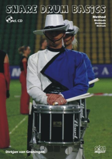 Snare Drum Basics Method  + CD
