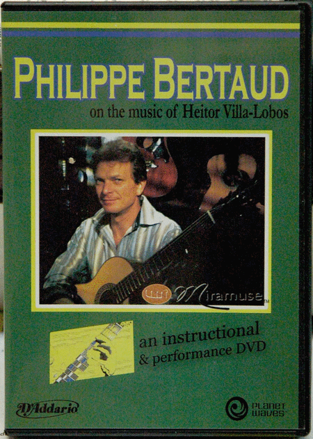 Philippe Bertaud on the Music of Heitor Villa-Lobos