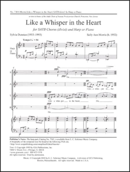 Like a Whisper in the Heart