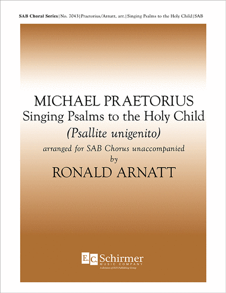 Singing Psalms to the Holy Child
