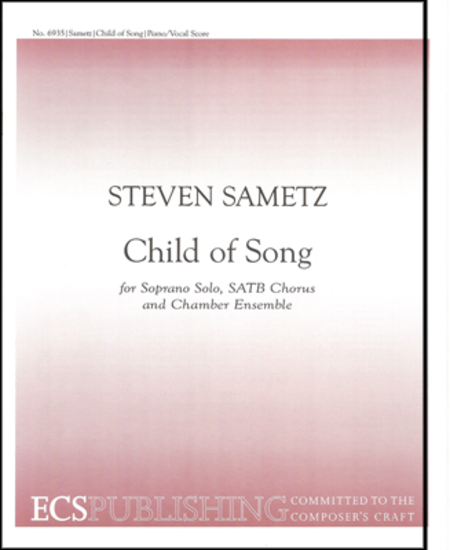 Child of Song (Piano/Vocal Score)