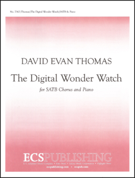 The Digital Wonder Watch