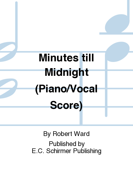 Minutes Till Midnight (Piano/Vocal Score)