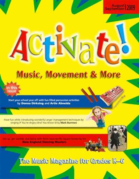 Activate! Aug/Sept 09