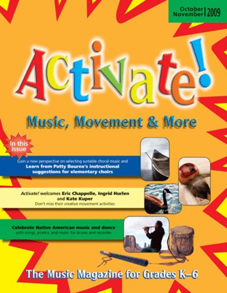 Activate! Oct/Nov 09