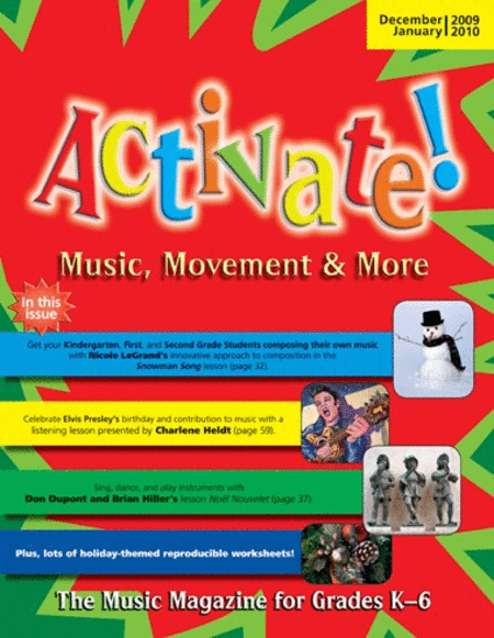 Activate! Dec 09/Jan 10