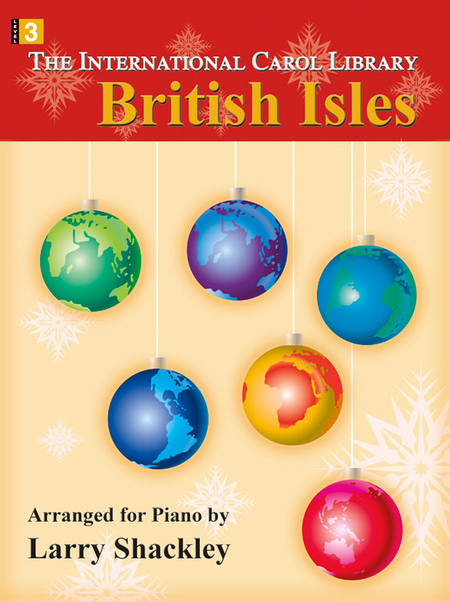 The International Carol Library - British Isles