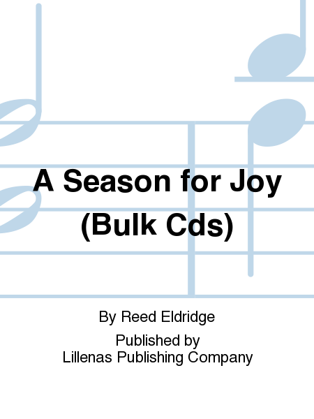 A Season for Joy (Bulk Cds)