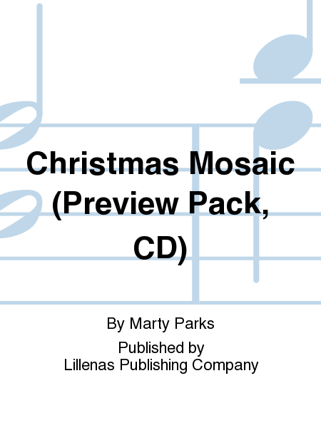 Christmas Mosaic (Preview Pack, CD)