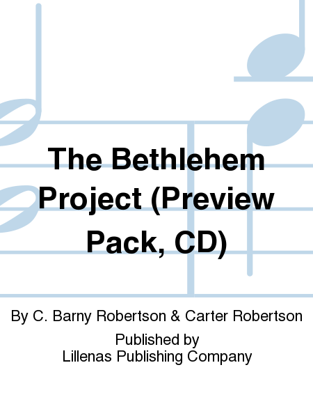 The Bethlehem Project (Preview Pack, CD)