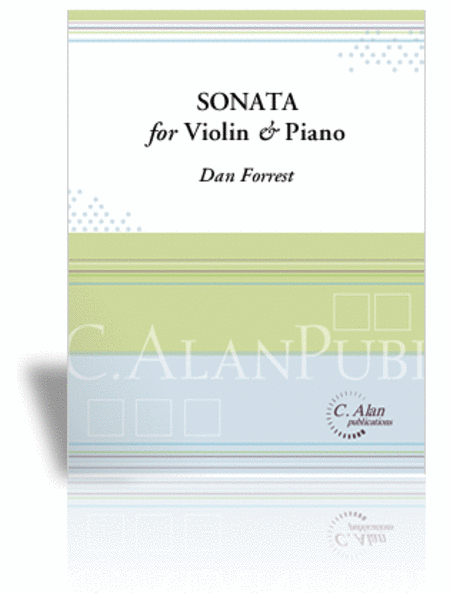 Sonata for Violin and Piano (score & 1 part)