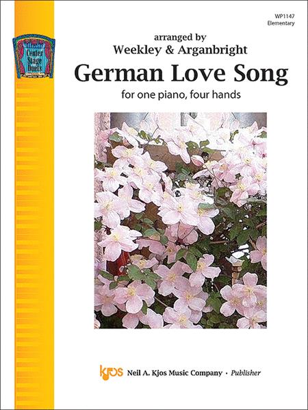 German Love Song