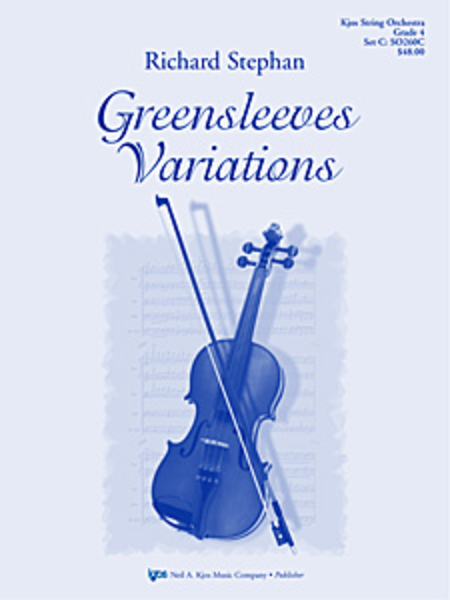 Greensleeves Variations