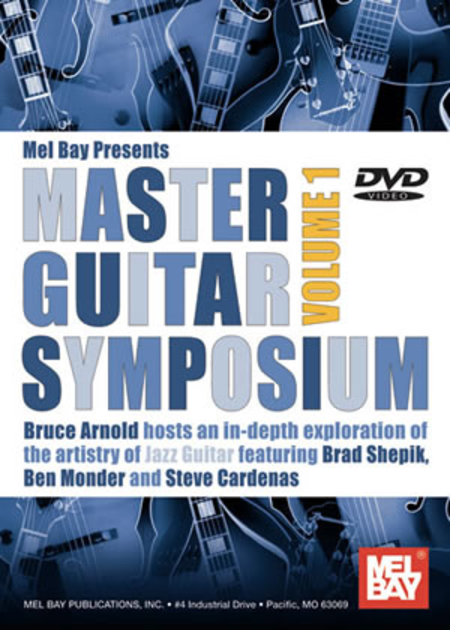 Master Guitar Symposium, Volume 1