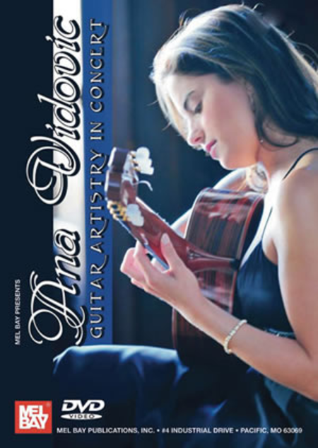 Ana Vidovic: Guitar Artistry in Concert