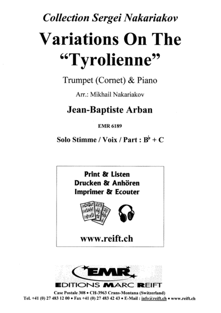 Variations On The Tyrolienne