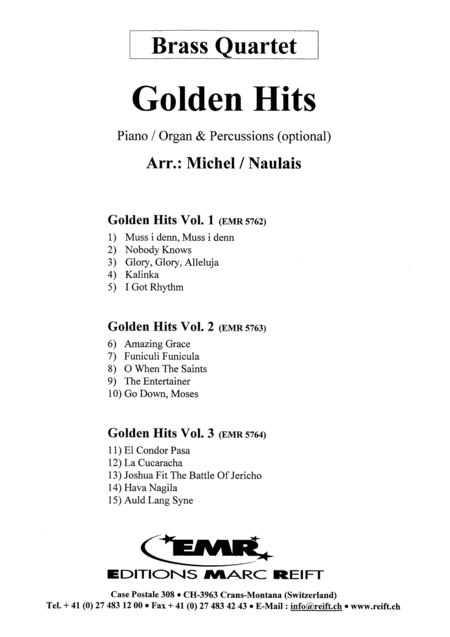 Golden Hits Volume 2