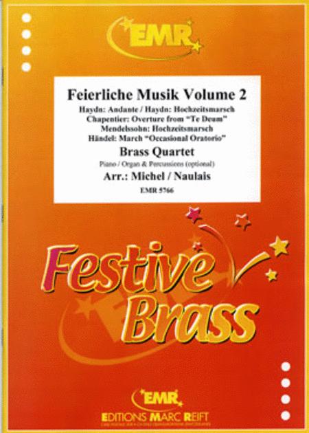 Feierliche Musik, Volume 2