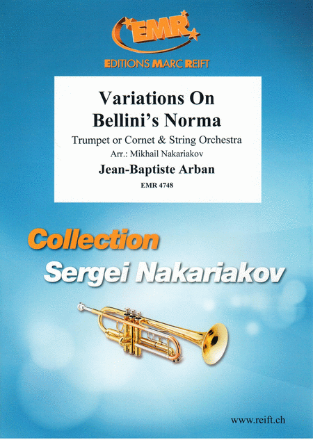 Variations On Bellini's Norma