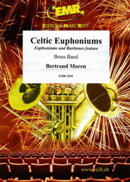 Celtic Euphoniums (Quartet for 2 Euphoniums and 2 Baritones)