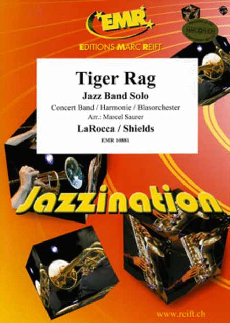 Tiger Rag (Jazz Band Solo)