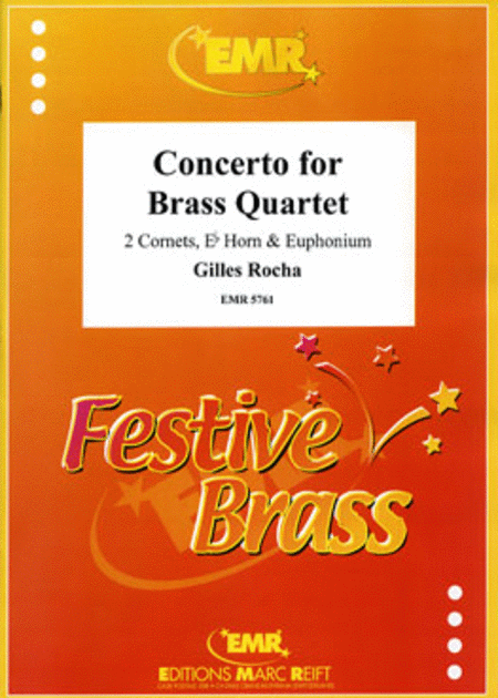 Concerto for Brass Quartet