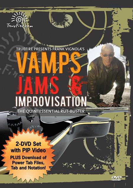Vamps, Jams & Improvisation