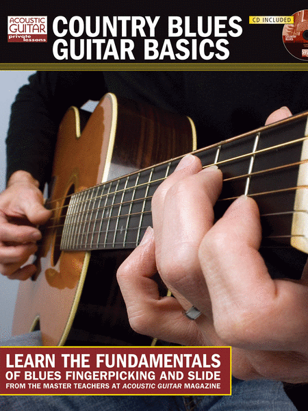 Country Blues Guitar Basics