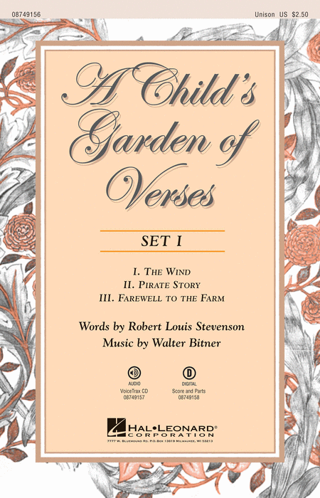 A Child's Garden of Verses (Set I)