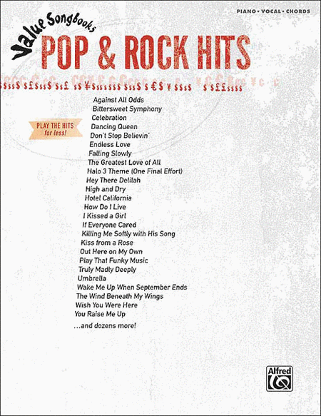 Pop & Rock Hits