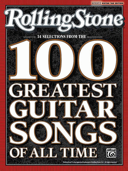 Rolling Stone Selections from the 100 Greatest Guitar Songs of All Time