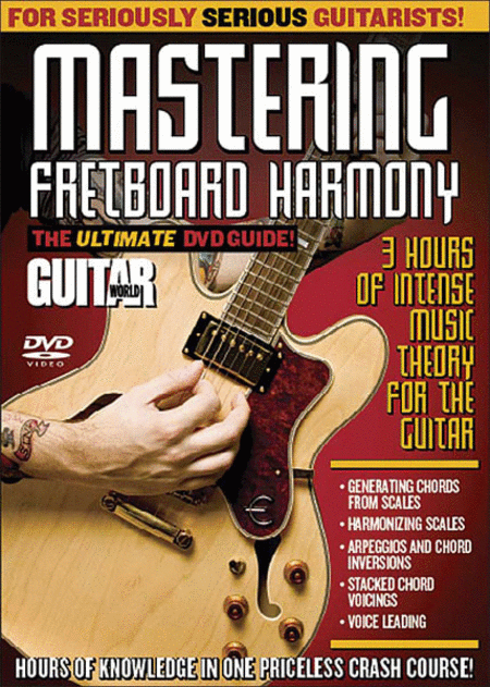 Guitar World -- Mastering Fretboard Harmony