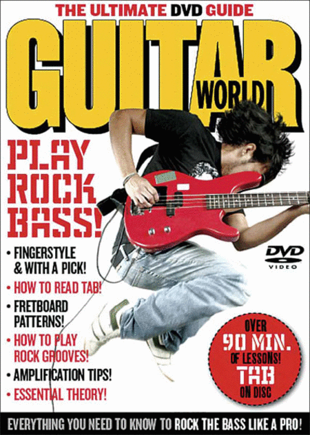 Guitar World -- Play Rock Bass!