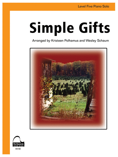 Simple Gifts (amer. Shaker Tune)