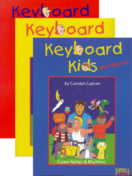 Keyboard Kids * Complete Piano Method