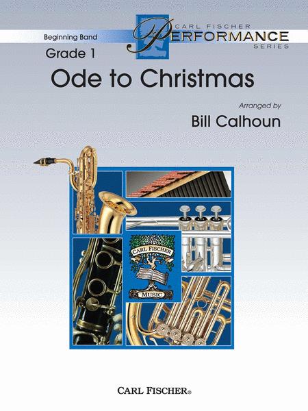 Ode to Christmas
