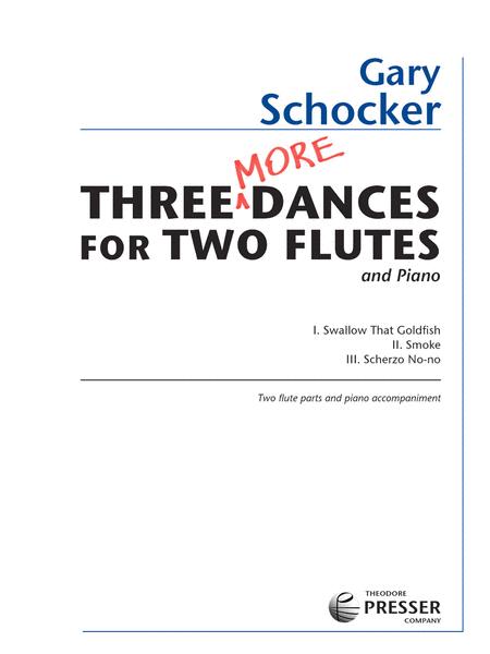 Three More Dances