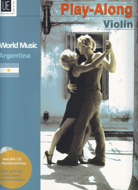 World Music - Argentina with CD