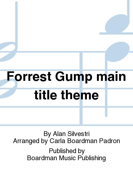 Forrest Gump main title theme