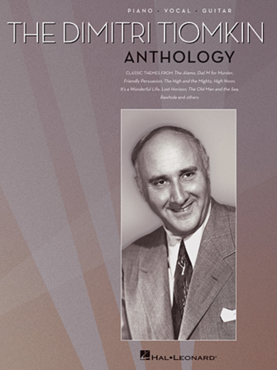 The Dimitri Tiomkin Anthology