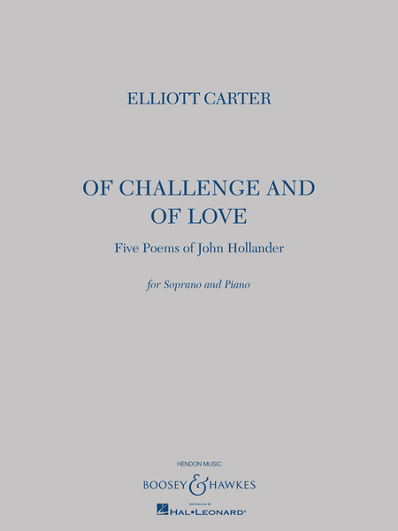 Of Challenge and Of Love