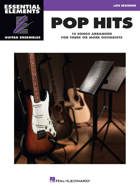 Pop Hits - 15 Songs Arranged for Three or More Guitarists