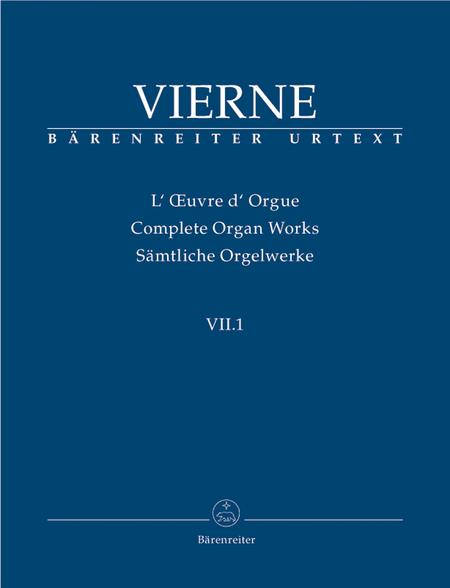 Pieces de Fantaisie en quatre suites, Livre I, Op. 51