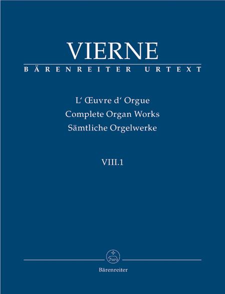 Pieces en style libre en deux livres, Livre I, Op. 31
