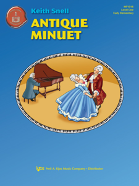 Antique Minuet
